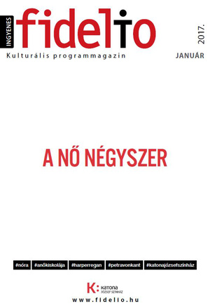 Fidelio Magazin január