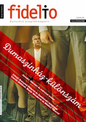 Fidelio Magazin január-március