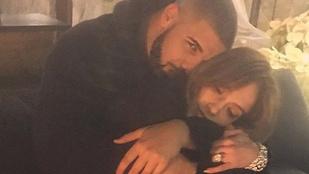 Hallottunk már kedvesebb bókot is: Drake úgy nőtt fel, hogy szerelmes volt Jennifer Lopezbe