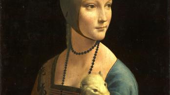 A lengyel kormány potom pénzért jutott a Hölgy hermelinnel című festményhez
