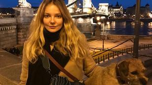 Mihalik Enikő kellemesen érezte magát az unalmas Magyarországon