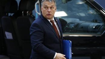 Trump halálos ajándékot adott Orbánnak