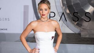 Ne lepődjön meg, ha Jennifer Lawrence-szel találkozik Budapesten!