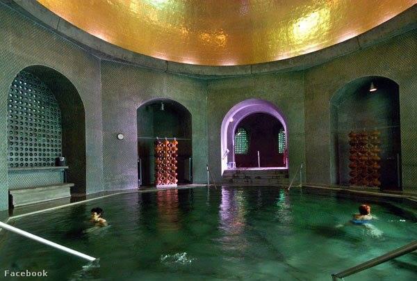 Ma már modern balneoterápiás központként hirdeti magát az egri Török fürdő