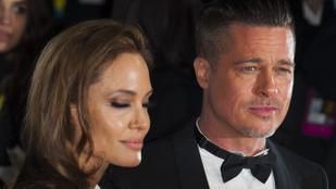 Angelina Jolie és Brad Pitt mától titokban válnak