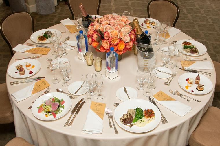 Január 8-án, azaz vasárnap tartják a Golden Globe-díjátadót, a menüt pedig pár nappal korábban a Beverly Hills-i Hilton Hotelben mutatták be