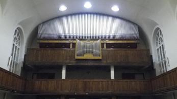 Utoljára szólal meg a Budavári Peskó-orgona