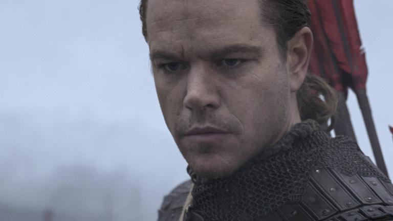 Matt Damon megmenti Kínát, csak a nézőket nem