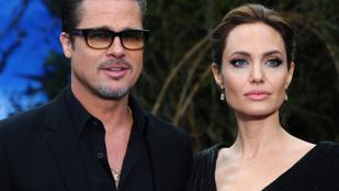 Brad Pitt csak egyszer látta a gyerekeit az ünnepek alatt