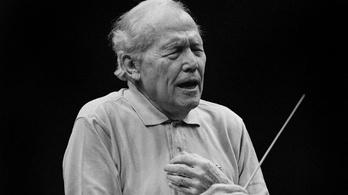 Elhunyt Georges Pretre, a világ egyik legjelentősebb karmestere
