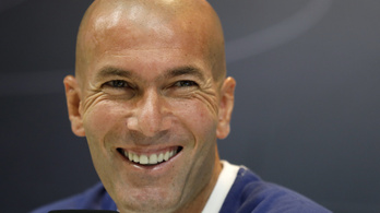 Zidane-nak félévente duplázzák a fizetését