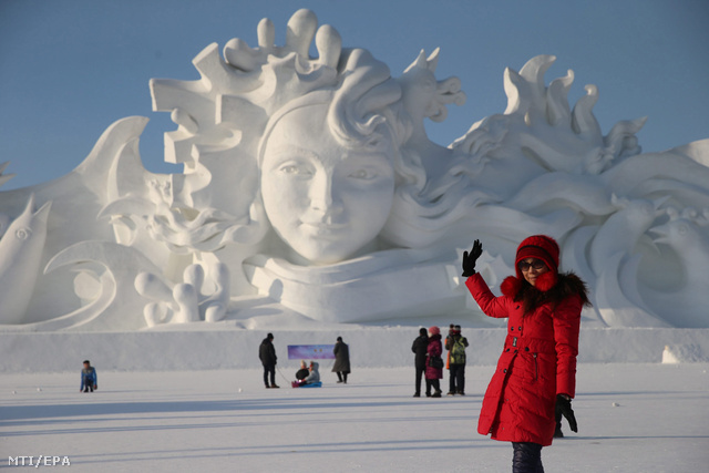"""""""Jég és hó - örömóda"""" az idei fesztivál témája"""