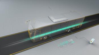 Az úttest hajthatja a jövő elektromos autóját