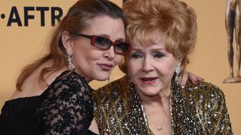 Itt a Debbie Reynoldsról és Carrie Fisherről szóló doku trailere