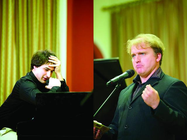 Fülei Balázs és Lackfi János