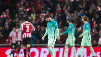 Jézus, miket hagy már ki Messi!