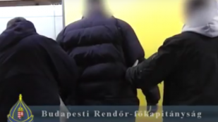 Ennél stílusosabban nem is lehetett volna elfogni ezt a svéd bűnözőt Budapesten