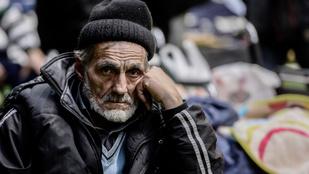 Így segíthet a hidegben az utcán élő embereknek