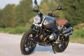 nineT Scrambler BMW