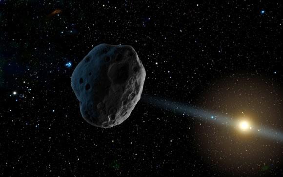 A 2016 WF9-es kisbolygó