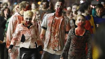 Száz nap alatt kiirtanának minket a zombik