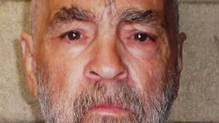 Charles Manson megint kórházban van