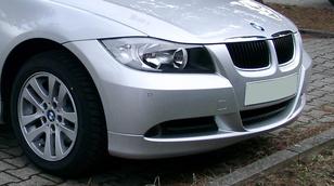 Hét óra alatt meglett a lopott BMW