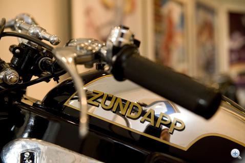 1937 Zündapp DBK 250 - nem csak bokszereker gyártott a Zündapp