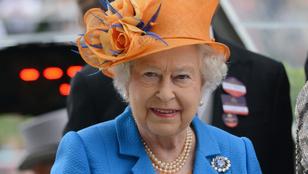 Végre! II. Erzsébet újra megmutatta magát