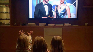 Chris Hemsworth gyerekei odavannak apjukért