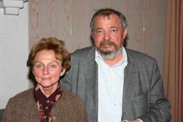 Vathy Zsuzsa és Lázár Ervin