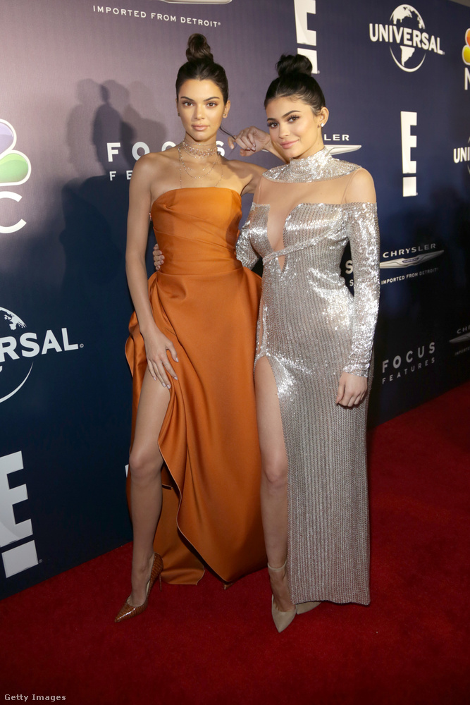 Kardashianék (jelen esetben Jennerék) se maradhattak ki a buliból, ugye.