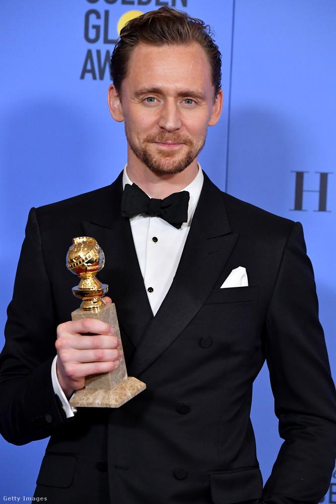 Ő is legjobb színész lett, de ő minisorozat, illetve tévéfilm kategóriában győzött.
