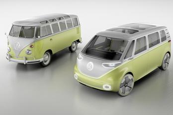 A modern idők VW legendája?
