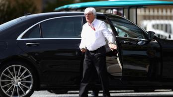 Bernie eltévedt a Forma-1 rengetegében