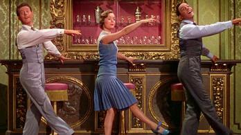 Így tanult táncolni Debbie Reynolds Fred Astaire-től