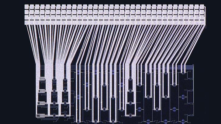 A HP optikai processzora