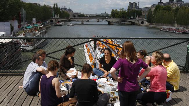 Hamarosan autómentes lesz Párizs belvárosa