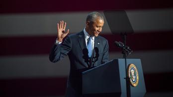 Obama: Amerika jobb és erősebb lett