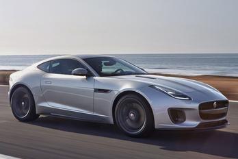 Letisztultabb lesz a Jaguar F-type