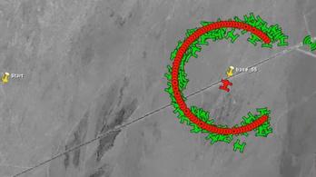 Rajként repülő minidrónokat tesztel az amerikai hadsereg