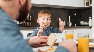 Nagy felismerés: az apák is képesek gondoskodni a gyerekekről