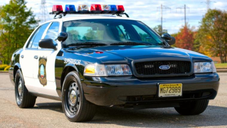 Használt rendőrautót Amerikából?
