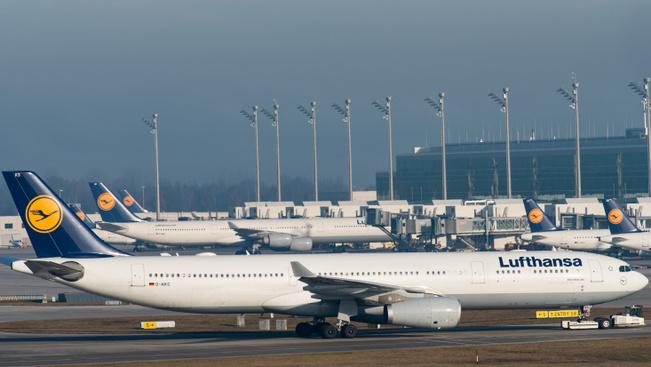 A Lufthansa wifivel szereli fel európai járatait is