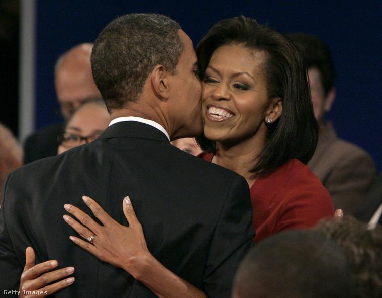 Egyik kampányrendezvényről mentek a másikra, és mindig volt egy-egy ilyen pillanat.
