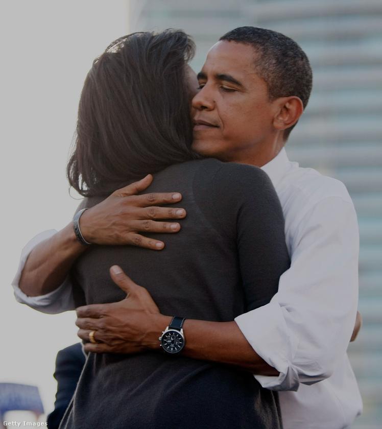 Már csak azért is történelmi jelentőségűek és nagyon hatásosak ezek a képek, mert szinte emberemlékezet óta nem volt olyan elnöke az USA-nak, akiről ilyen intim fotókat lehetett látni.
