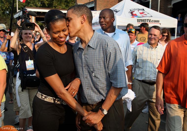 Ez a kép már 2007-es, lassan elkezdtek készülni az első kampányra.
