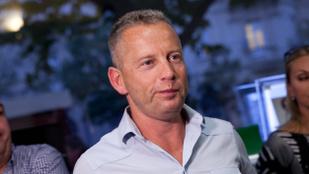 Schobert Norbert pert vesztett a Velvettel szemben