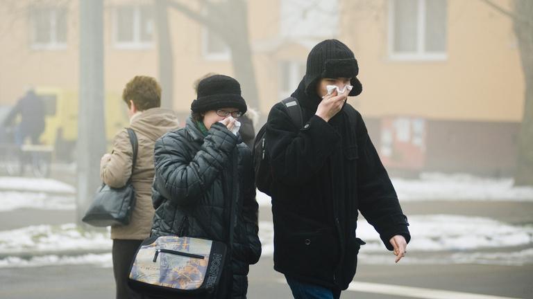 Influenzajárvány van Magyarországon