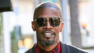 Breaking! Jamie Foxx is Budapesten van!